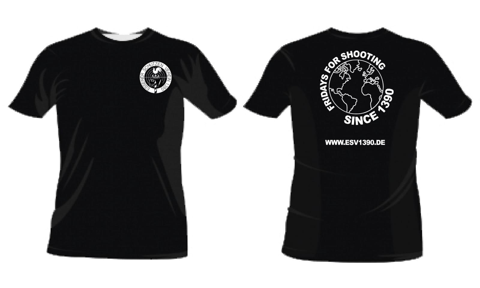 Vereinsinfos Foto T-Shirt ESV1390